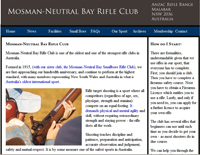Mosman-Neutral Bay Rifle Club
