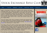 Stock Exchange Rifle Club, London